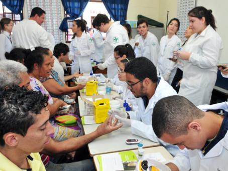Mutirão da Cidadania oferece vários serviços gratuitos para a comunidade local