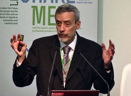 Lorenzo Madrid, consultor internacional em Smart Cities