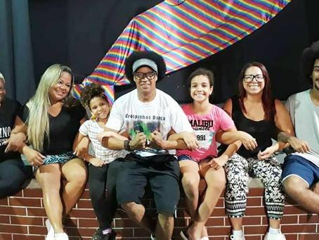 """Projeto social de Sobradinho vai ao Rio para interagir com o """"charme carioca"""""""