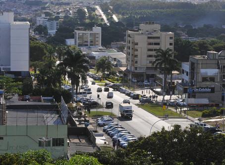 Sobradinho é a região com maior incidência de casos de covid-19 a cada 100 mil habitantes