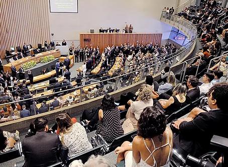 Novos parlamentares querem tornar CLDF mais participativa