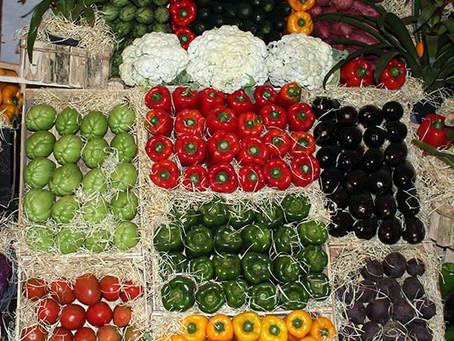 Quadra 8 de Sobradinho e DF-425 recebem drive-thru para vender frutas e verduras de agricultores