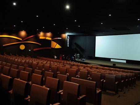 GDF libera cinema, teatro e uso de piscinas para esportes nesta quarta (3)