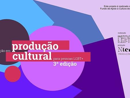 Sobradinho recebe curso de capacitação em Produção Cultural para o público LGBT