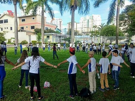 Parque de Planaltina recebe alunos de escolas de todo DF