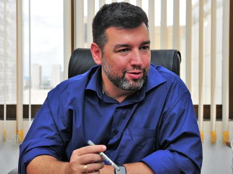 Rafael Prudente, secretário de Educação do Distrito Federal