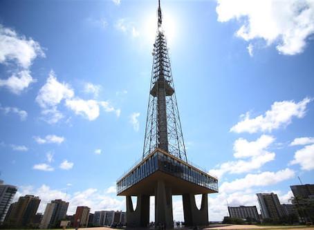 Torre de TV é reaberta para o Público