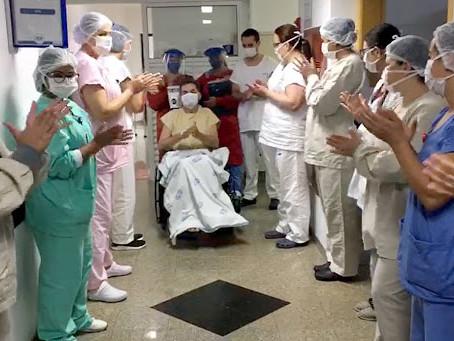 Pessoas recuperadas da Covid-19 no DF dobram em uma semana