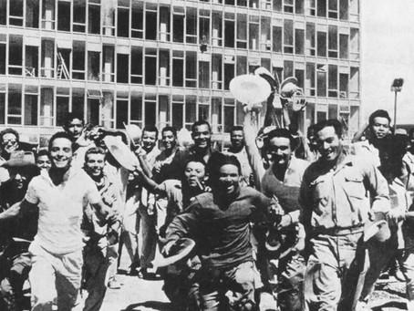 Nasce Brasília: Sessenta anos de uma ideia feliz