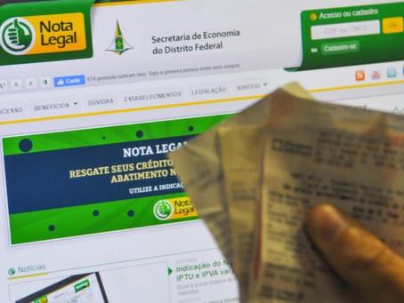 Nota Legal: R$ 52 milhões serão abatidos de IPTU e IPVA