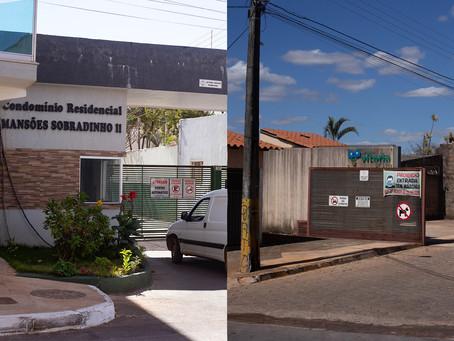 Condomínios Mansões Sobradinho II e Jardim Vitória são aprovados pelo Conplan