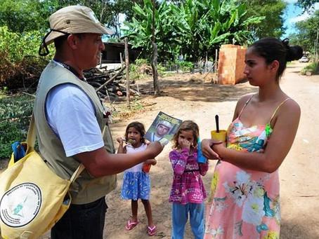 Região norte do DF já registra 986 casos de dengue em 2019