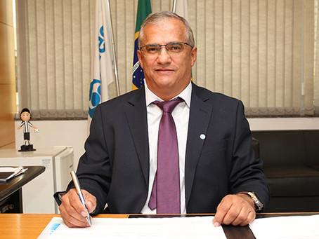 Carlos Eduardo Borges, Diretor de Operação e Manutenção da Caesb