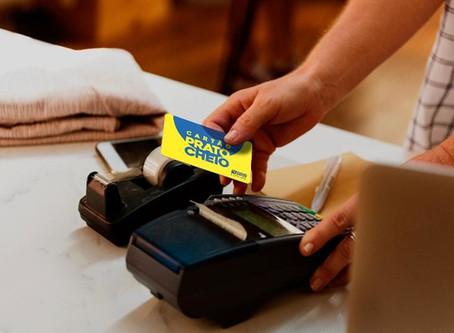 28.775 famílias recebem pagamento do Cartão Prato Cheio