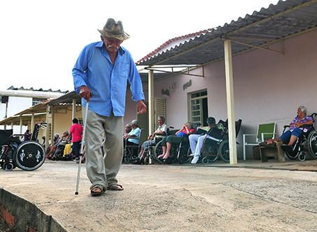 Lar dos Velhinhos em Sobradinho pede doações de materiais de higiene