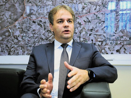"""Júlio César Reis: """"A regularização fundiária é prioridade absoluta do GDF"""""""