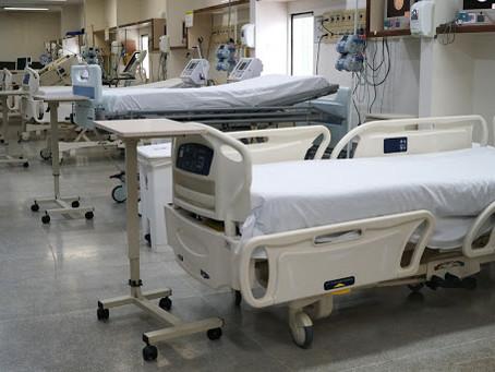 Mais 20 leitos para UTI covid-19 serão abertos no Hospital de Base