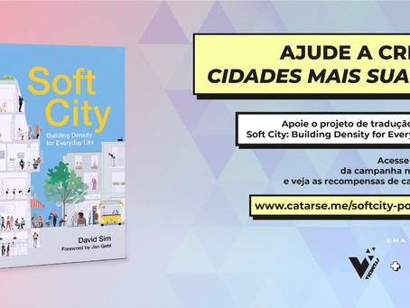 Editora lança campanha para traduzir livro de especialista em design urbano da Gehl Architects