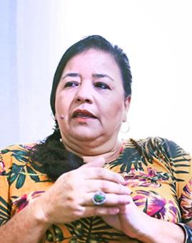 Junia Bittencourt, presidente da Unica-DF