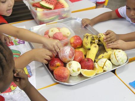 Bolsa Alimentação Creche será paga nesta quarta