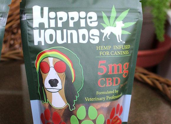 5mg CBD Hemp infused canine treats