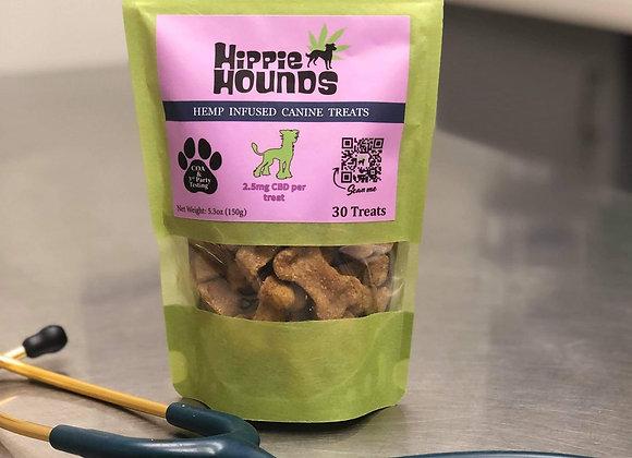 2.5mg CBD Hemp Infused Canine Treat