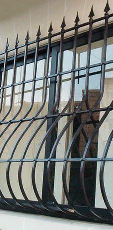 Windows Gates Irias Ironworks
