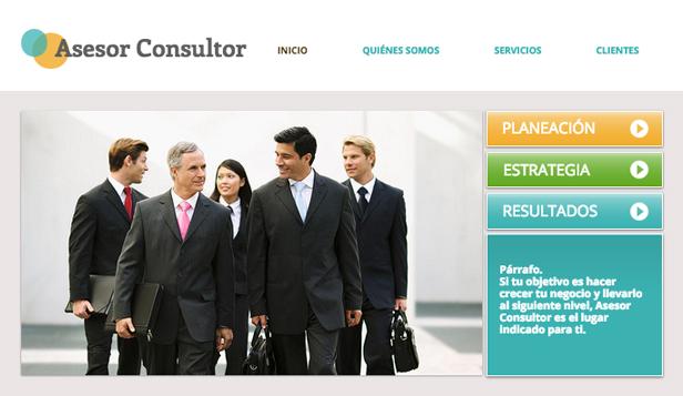 c7b81d5f07fe4 Negocios plantillas web – Asesor de negocios