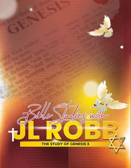 Genesis 3  Bible Study with JL Robb