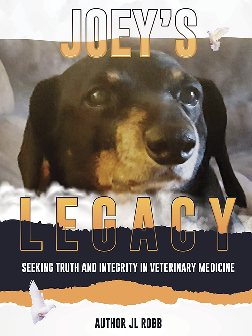 Pre-Order Joey's Legacy Vol One Soft Cover