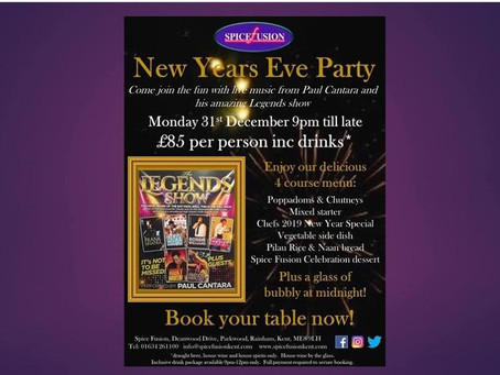 Our Legendary New Years Eve Party