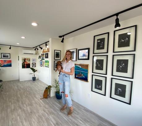 Elsa Senner Art Show