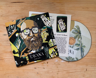"Tavana ""Sway"" Album artwork"
