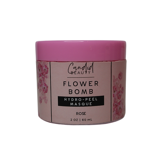 Flower Bomb Hydro-Peel Masque