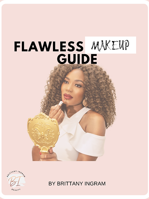 Flawless Makeup Guide E-Book
