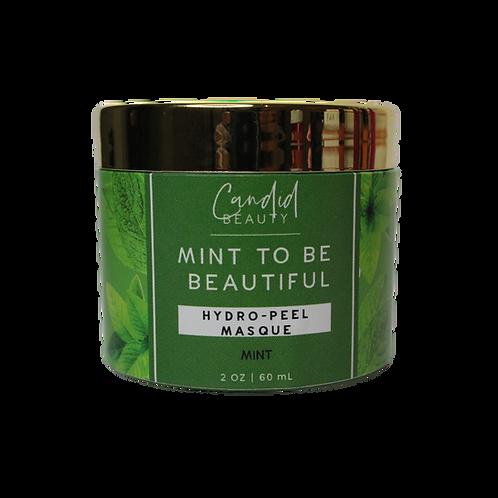 Mint to be Beautiful Hydra-Peel Masque