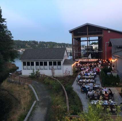 Pier to Table Dinner