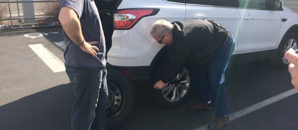 APP and the No Good, Very Flat Tire