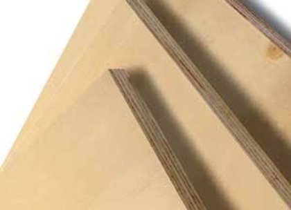 1/2x4x8 RADIATA PINE UV 1F