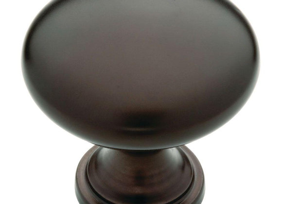 KNOB OIL RUBBED BRONZE