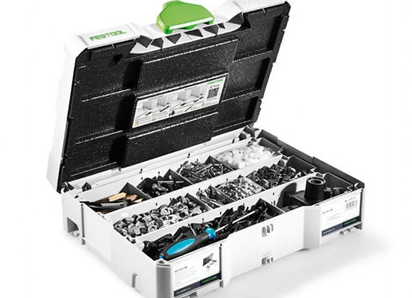Festool Domino DF 500 Connector Assortment Systainer