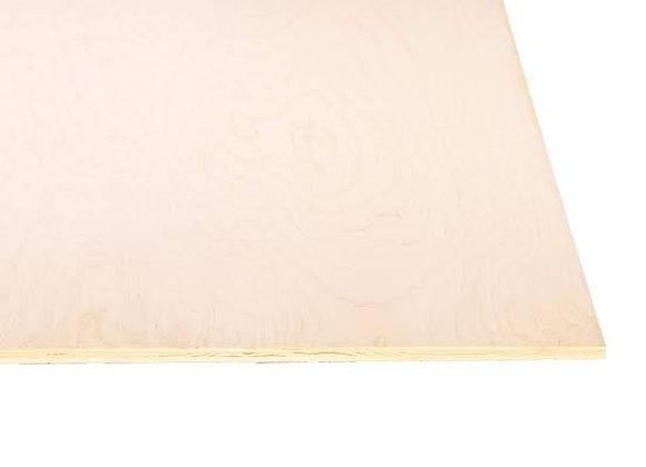 1/2x4x8 DOMESTIC W.MAPLE BB UV 2F