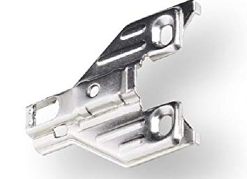 1/2 CLIP ON FACE PLATE 3.0MM