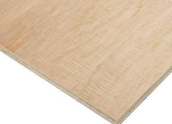 3/4x4x8 DOMESTIC MAPLE C2 UV 1F