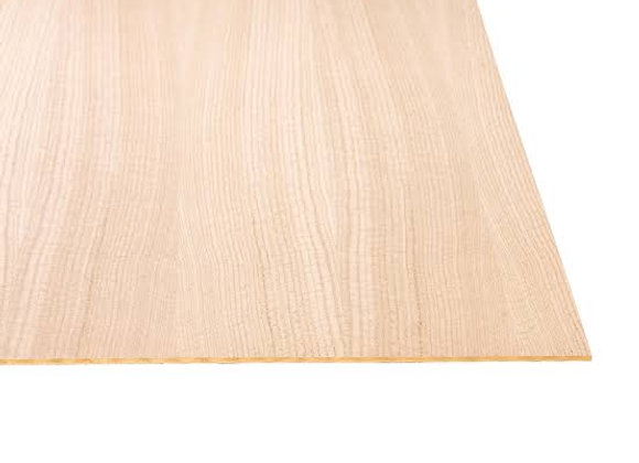 1/4x4x8 IMP. RED OAK 1S MDF/CORE