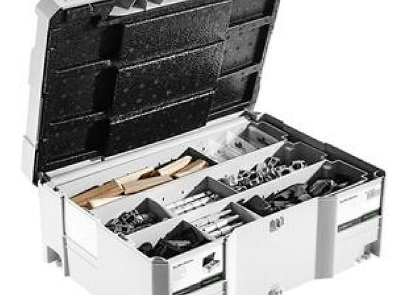 Festool Domino XL Connector Systainer Set
