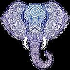 Blue Elephant Head.png