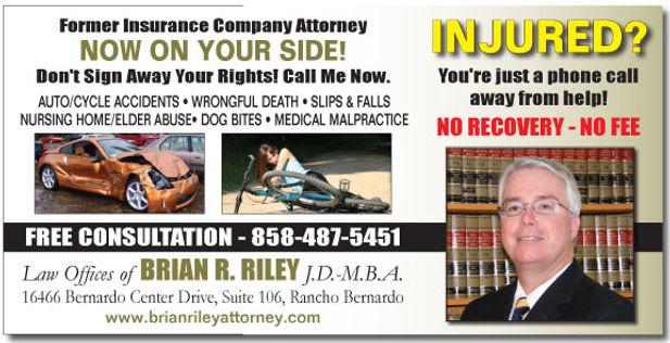 Temecula Personal Injury Attorney