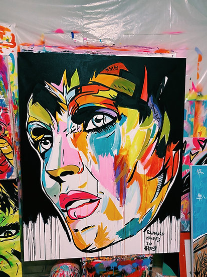 Girl in Colour V.II