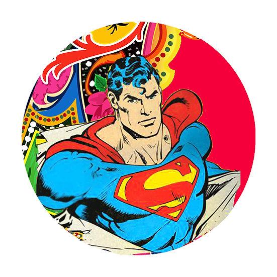 Superman Heritage Print